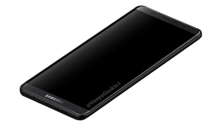 Cổng sạc Samsung Galaxy S8