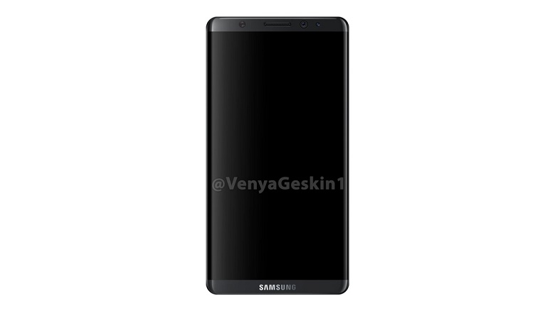 Logo Samsung Galaxy S8