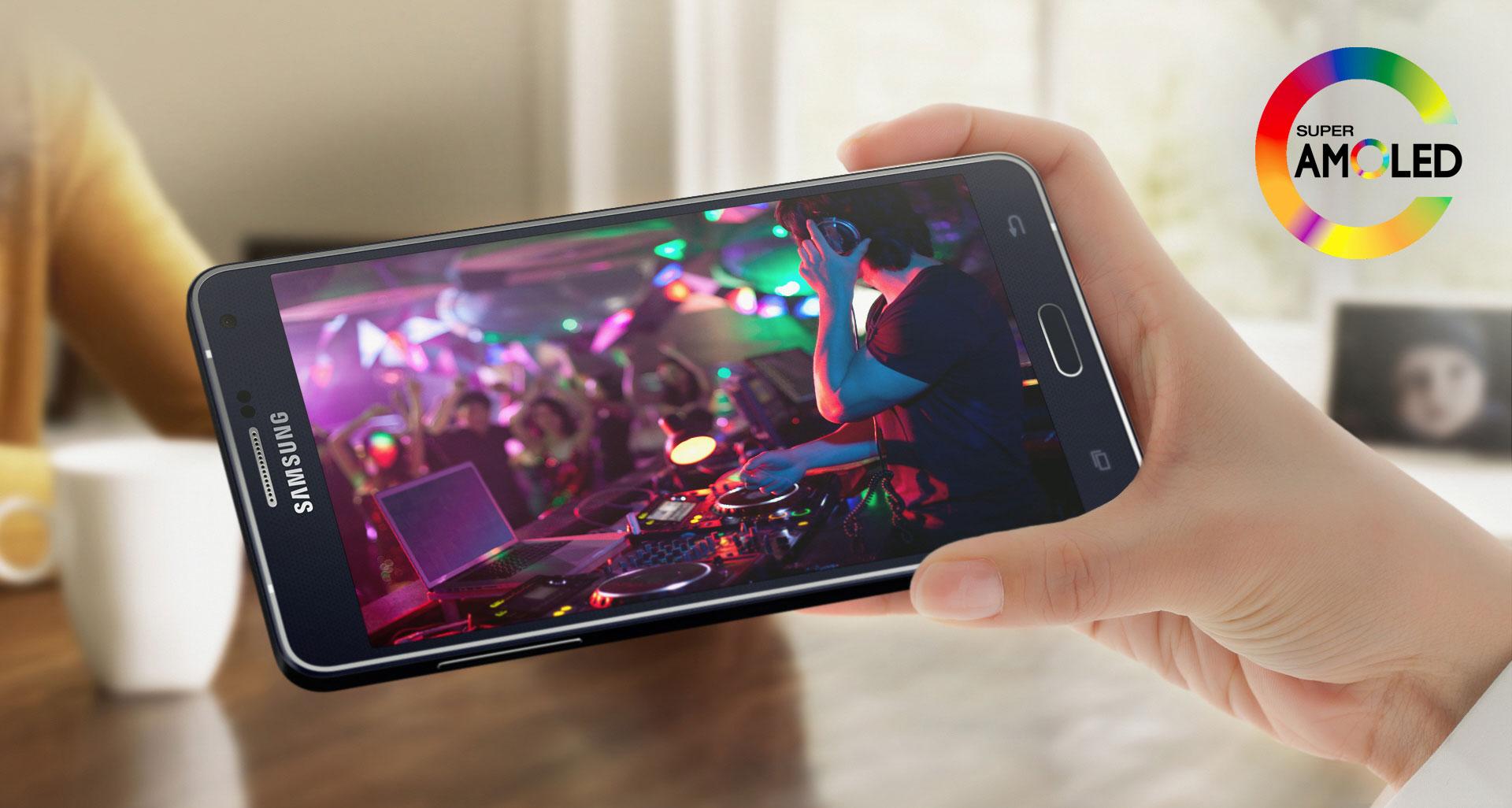 cấu hình Samsung Galaxy A7 2015