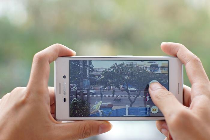 Camera Sony Xperia M4 Aqua