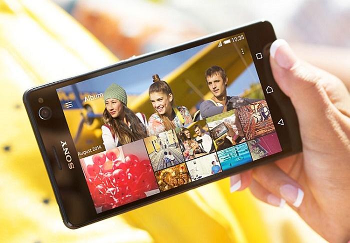 Mua Sony Xperia C4
