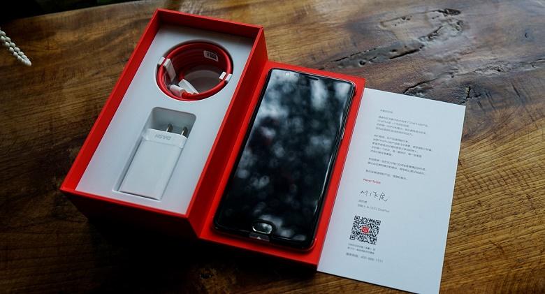 Đập hộp OnePlus 3T