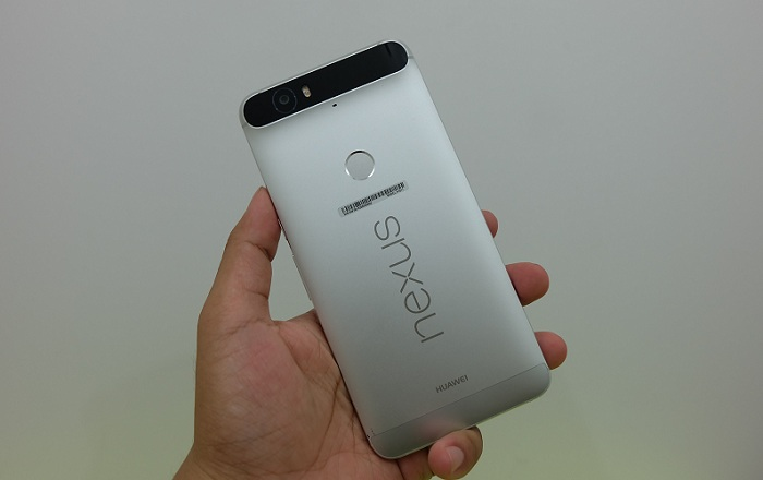 Thiết kế Huawei Nexus 6P
