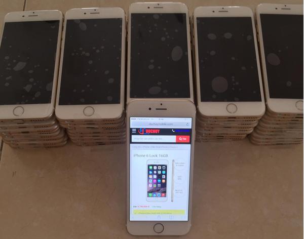 Những lý do nên mua iPhone 6 lock tại Đức Huy Mobile