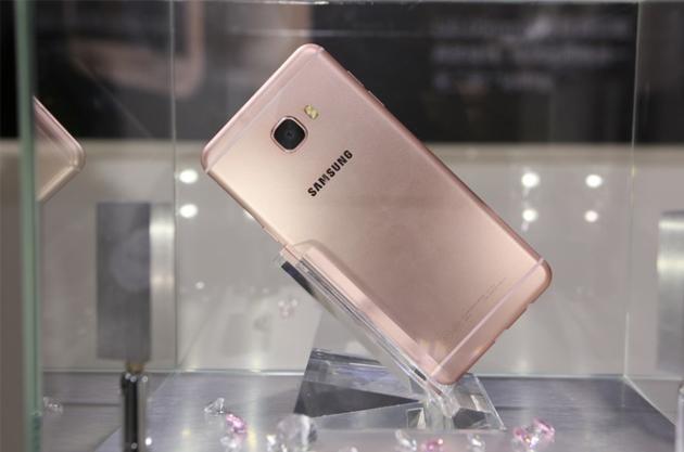 Samsung hồng sang chảnh