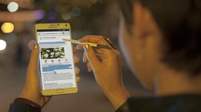 Samsung Galaxy Note 4 2 sim 2