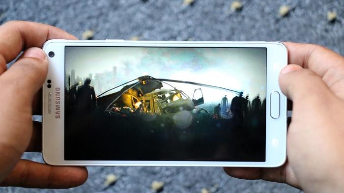 Samsung Galaxy Note 4 2 sim mới còn 6 triệu đồng - 162590