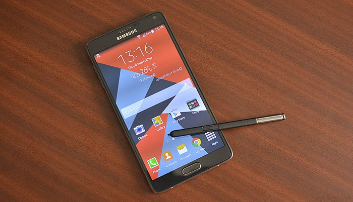 Samsung Galaxy Note 4 2 sim mới còn 6 triệu đồng - 162588