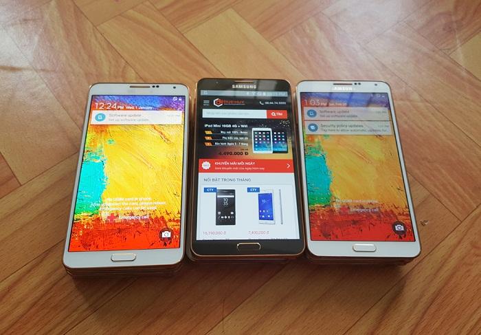 Smartphone màn hình to 1