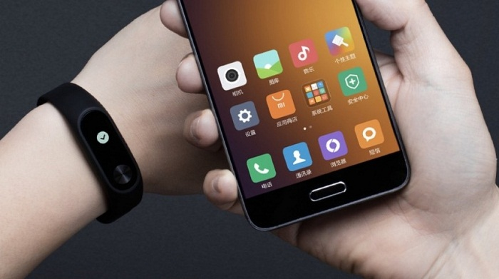 Xiaomi Mi Band 2 vừa về Việt Nam  3