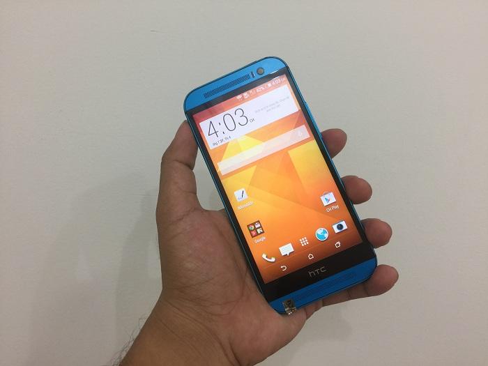 Trên tay HTC One M8