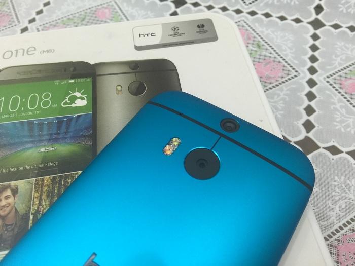 Đèn flash HTC One M8