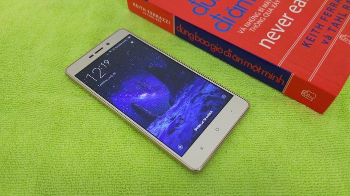Cấu hình Xiaomi Redmi 3S