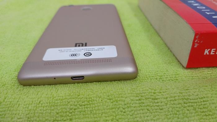 Kích thước Xiaomi Redmi 3S