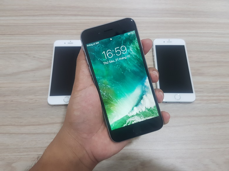 iPhone 6 giảm giá sốc