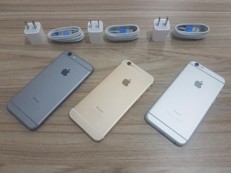 iPhone 6 giảm giá