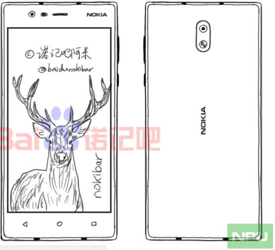 Màn hình Nokia D1C
