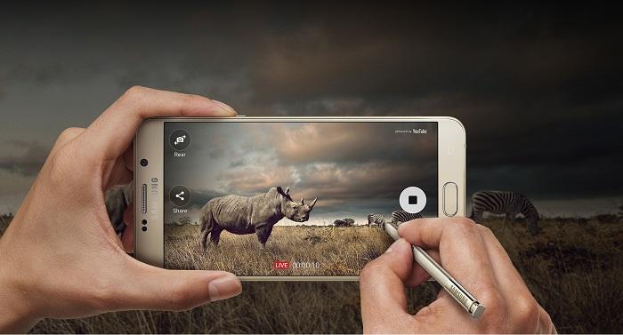 Cấu hình Samsung Galaxy Note 5 bản Mỹ