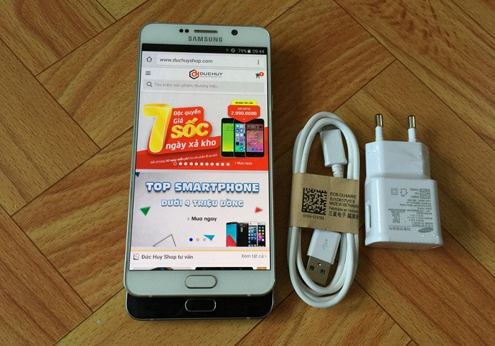 Samsung Galaxy Note 5 Mỹ