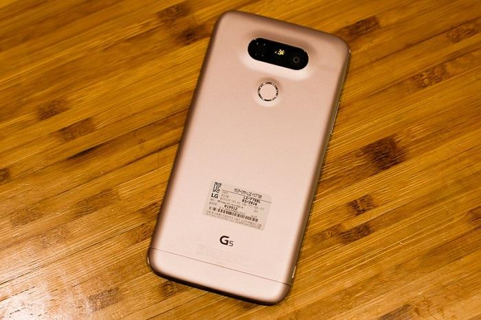 điện thoại LG G5