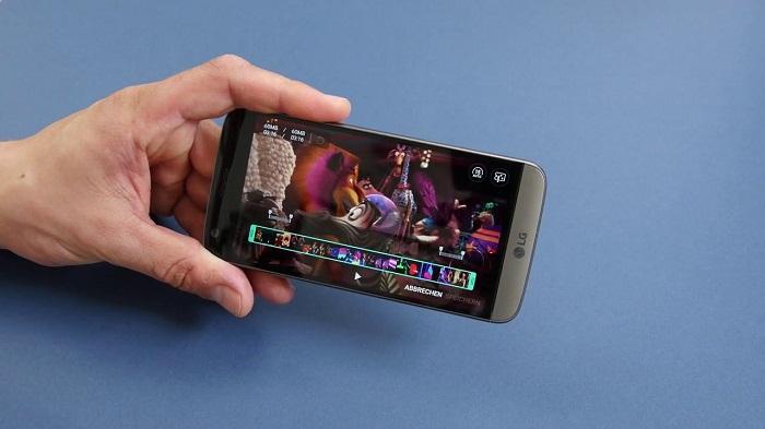 giá LG G5 RAM 4GB