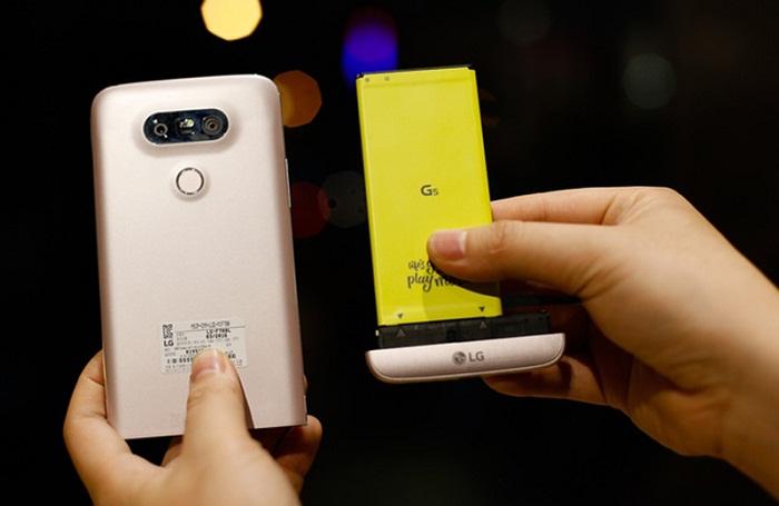 LG G5 RAM 4GB