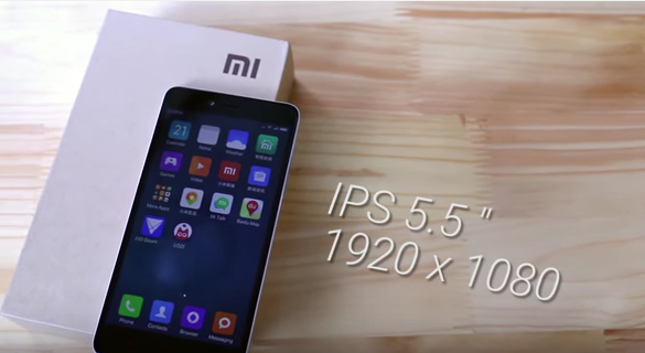 Xiaomi Redmi Note 2 4