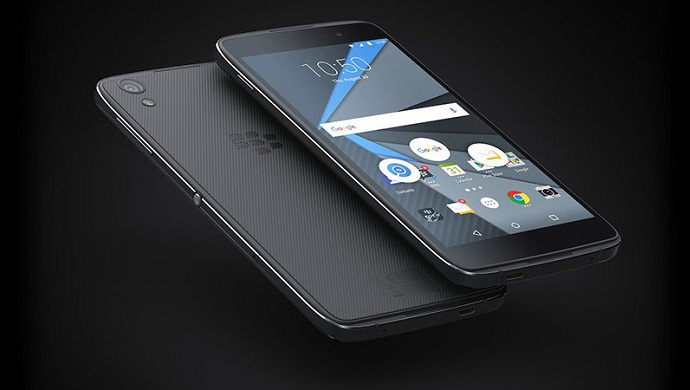 Blackberry tung ra smartphone có mã DTEK50 chạy Android