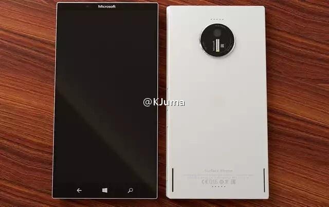 Lộ diện thiết kế Surface Phone - Niềm hi vọng của Windows