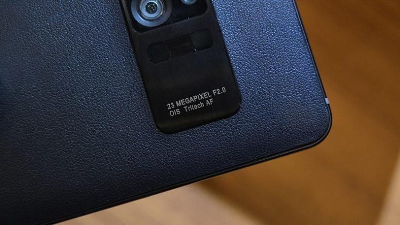 Camera Asus Zenfone AR
