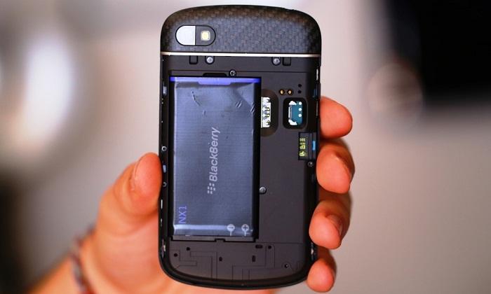 Pin BlackBerry Q10 nobis
