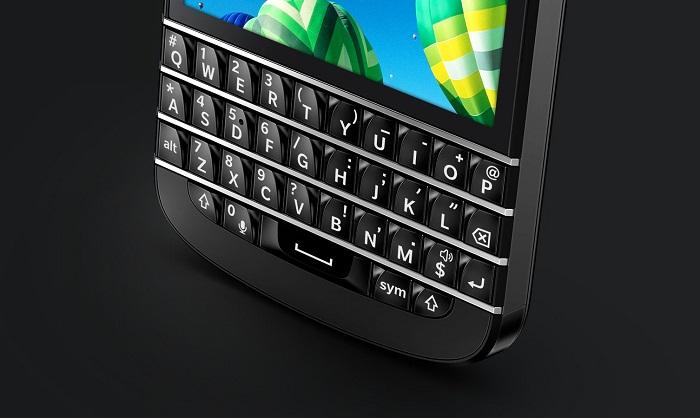 Bàn phím BlackBerry Q10 nobis