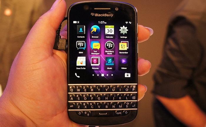 BlackBerry Q10 nobis