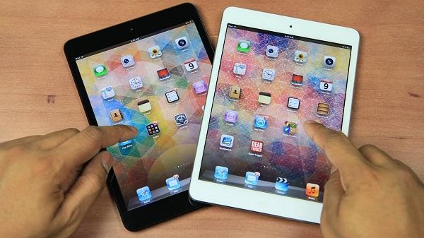 iPad qua sử dụng