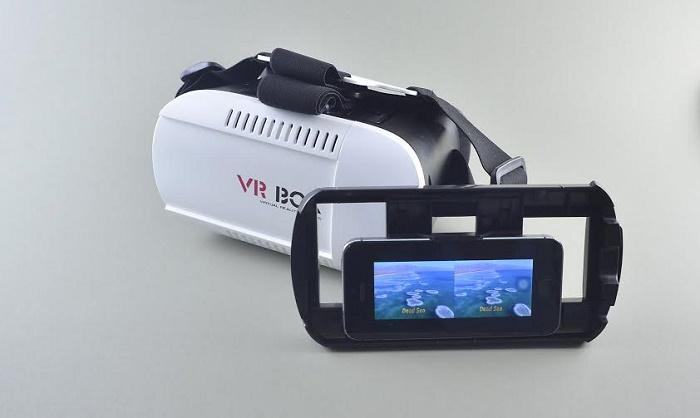 Kính thực tế ảo VR Box giá rẻ