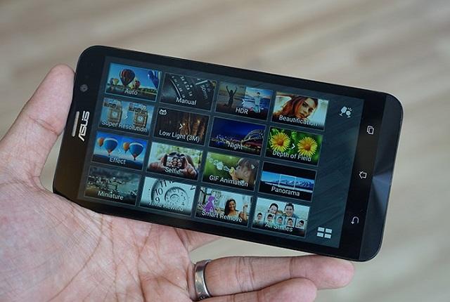 Asus Zenfone 2 màn hình 5 inch 4