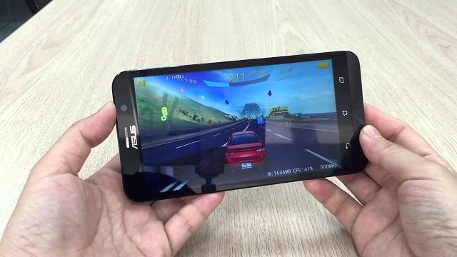 Asus Zenfone 2 màn hình 5 inch 6