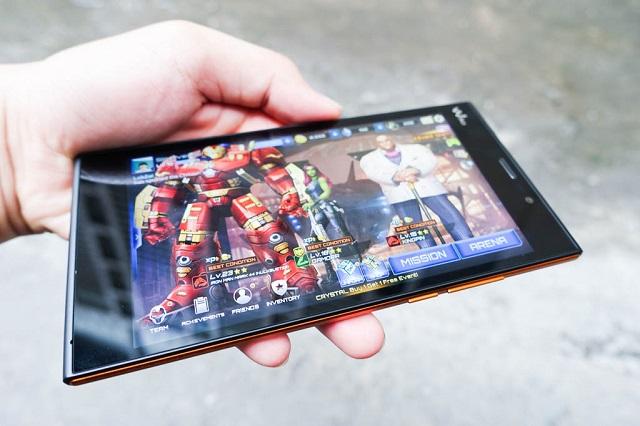 Asus Zenfone 2 màn hình 5 inch 8