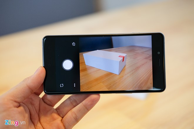 Giao diện camera OnePlus X