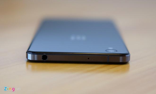 Kích thước OnePlus X