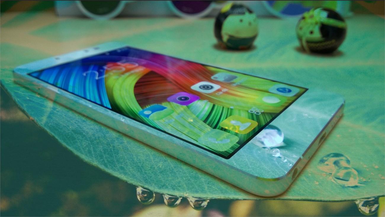 tạo ảnh phơi sáng kép trên smartphone 9