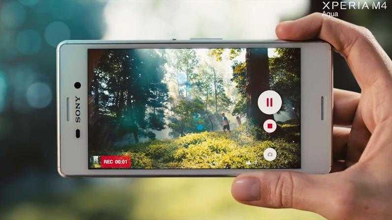 Camera Sony Xperia M4 Aqua Dual