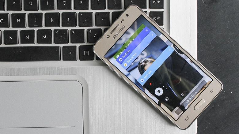 Đập hộp Samsung Galaxy J2 Prime 12