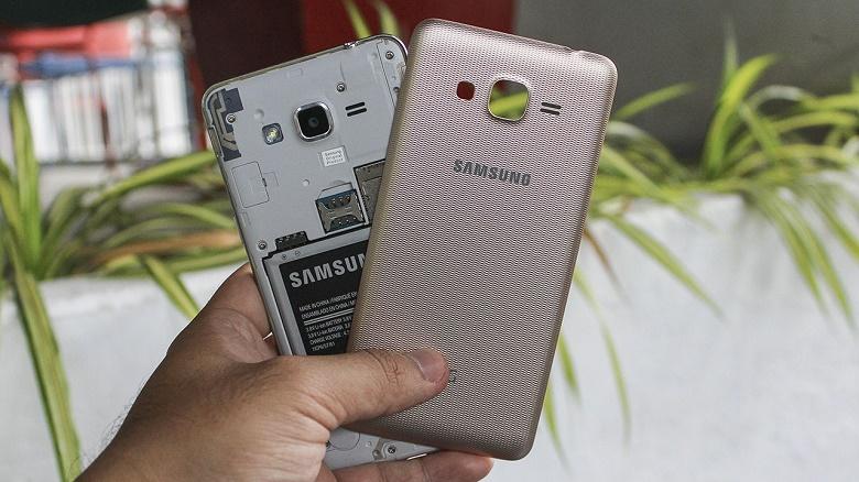 Đập hộp Samsung Galaxy J2 Prime 5