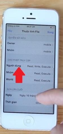 Sửa lỗi iPhone 6 lock không kiểm tra được *101#