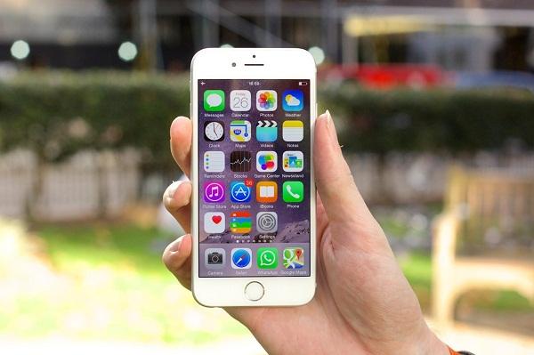 Ưu điểm của iPhone 6 lock