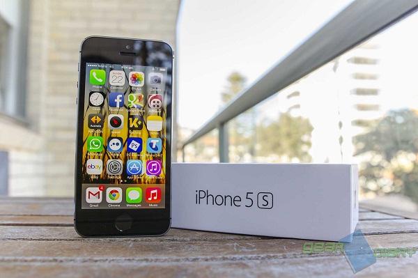 Nhược điểm iPhone 5S
