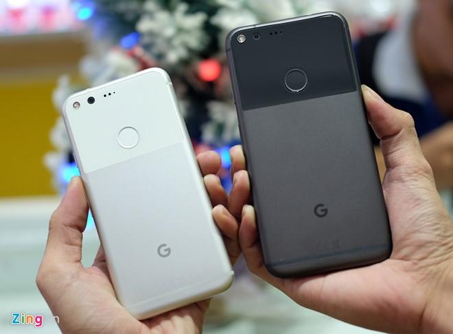 Google Pixel XL giá 17,9 triệu