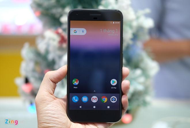 Google Pixel XL giá 17,9