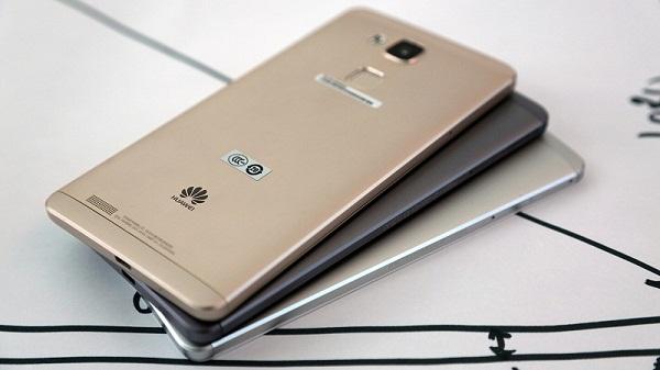 cấu hình Huawei Mate 8
